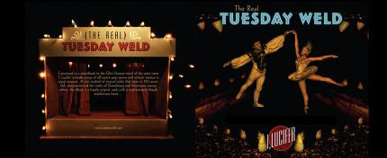 I' Lucifer by The Real Tuesday Weld