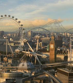 SALON NO. 9: LONDON FUTURES