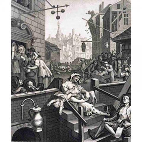 SALON NO. 31: HOGARTH'S LONDON
