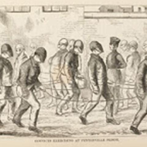 Salon No 29: Prison London